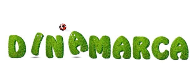 Selección danesa de fútbol.