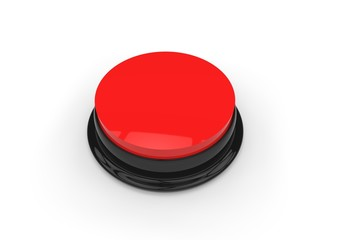 Blank red push button