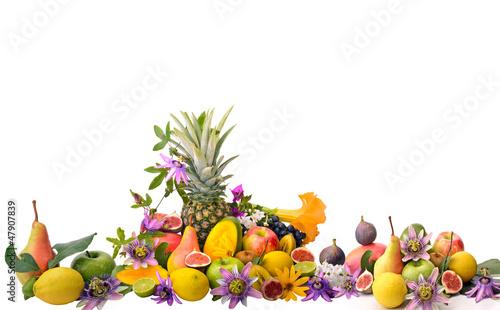 Früchte, Obst, Vitaminbome