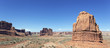 panoramic canyonlands