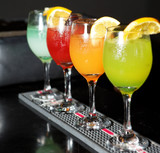 Fototapety colorful cocktails