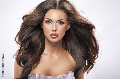Portrait of a perfect female beauty - 47914873