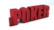 Poker game 3d