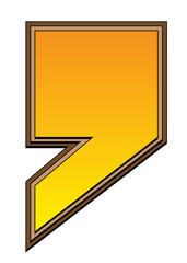 Western alphabet - comma