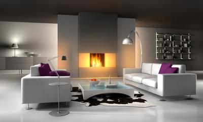 Kamin-Lounge 2