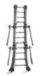 Military Ladder - Echelle - Leiter - 17th century
