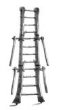 Military Ladder - Echelle - Leiter - 17th century