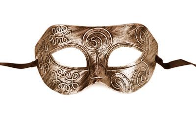 Vintage festive  dress mask