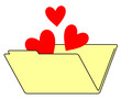 Folder love