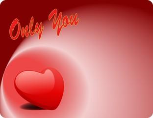 Happy Love in Valentine's Day