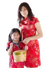 Oriental family