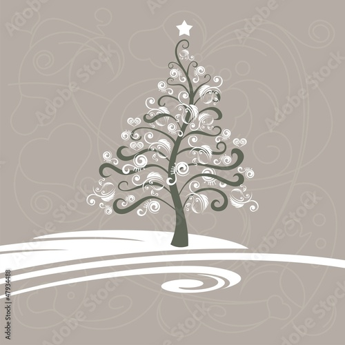 card albero