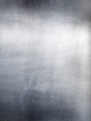 Metal plate steel background. Hi res texture
