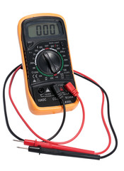 Electric digital tester.