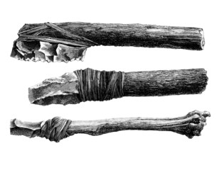Stone-Age : Prehistoric Tools - Outils en silex