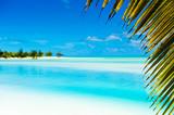 Fototapeta laguny - relaks - Relaks
