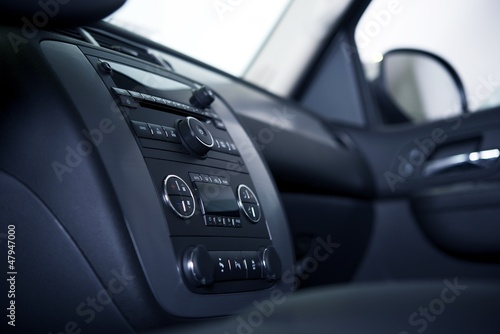Car Dashboard and Interior