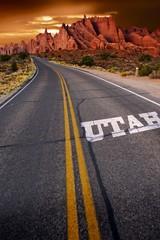 Welcome in Utah