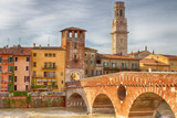 old bridge in Verona