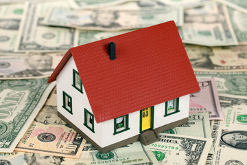 Baufinanzierung (Dollar)