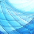 abstract wavy business background