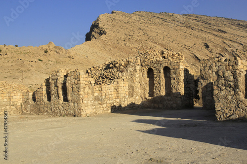 Sasanidenstadt Bishapur Iran