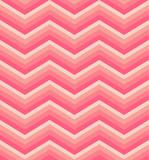 Zigzag seamless pattern. Colorful chevron poster