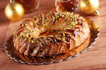 buccellato - tipico dolce siciliano