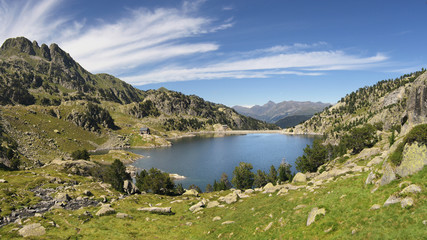 Lake of Colomers