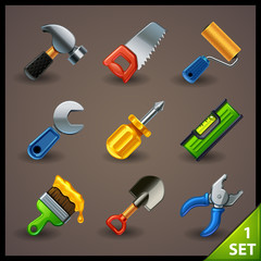 tools icon set-1