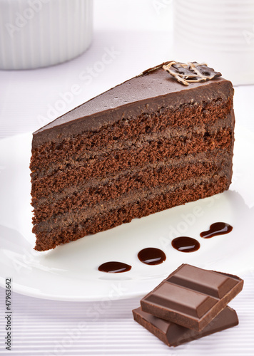 cream chocolate cake sweet food dessert