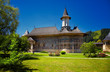 Leinwandbild Motiv Sucevita Painted Monastery