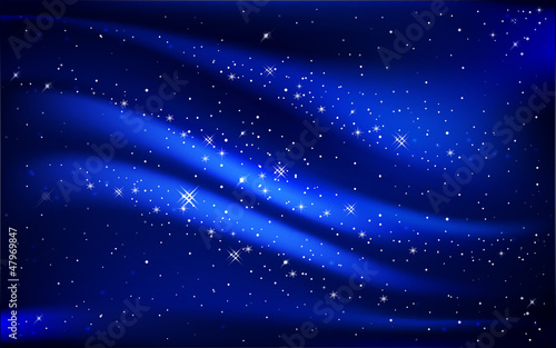 Xmas (New Year) background, vector