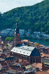 Heidelberg, veduta panoramica 6