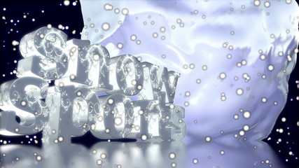 snow sports - ice