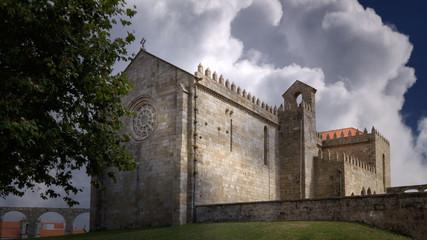 Medieval European Monastery