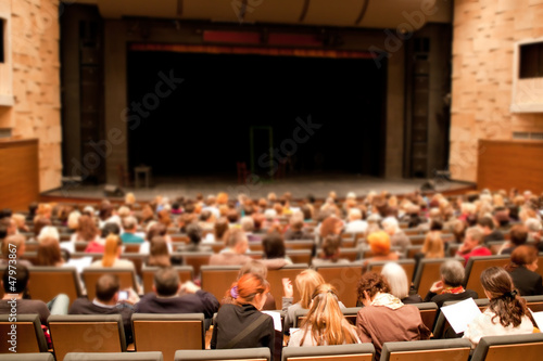 theater audience