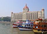 Taj Mahal Hotel, Mumbai, India. - 47974068