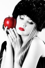 fashion Beauty glamur model