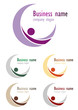 Business logo sphere design