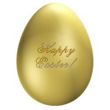 golden egg easter
