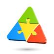 Puzzle triangle