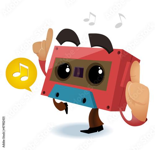 80s Retro music party