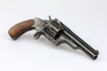 Antique revolver