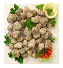 Vongole veraci - Clams
