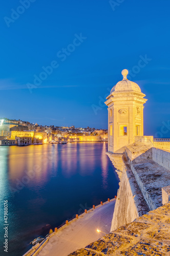 Fort Saint Michael in Senglea, Malta