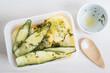 Zucchini Antipasti zubereiten.