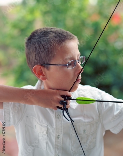 The Young Archer