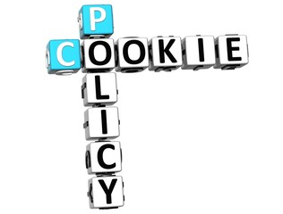 3D Policy Cookie Crossword
