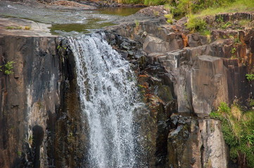 Sterkspruit waterfall, Drakensberg, South Africa